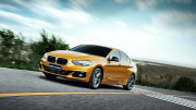 BMW Série 1 Sedan é revelado por completo na China